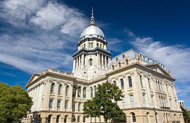 Kapitol von Illinois – Foto