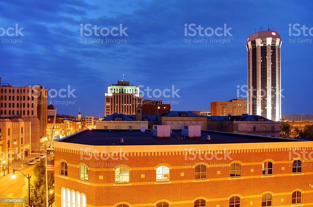 Springfield, Illinois stock photo