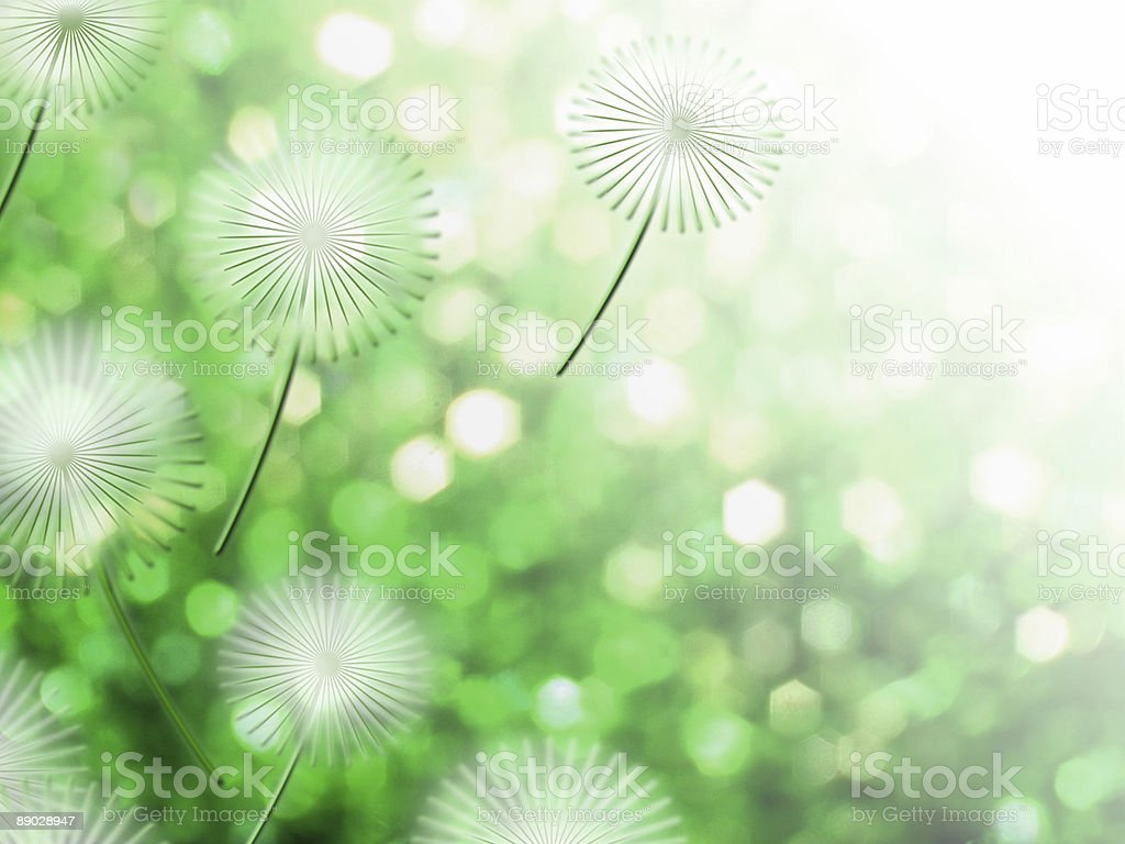 Spring-green royalty-free stock photo