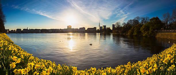 Frühling in Hamburg – Foto