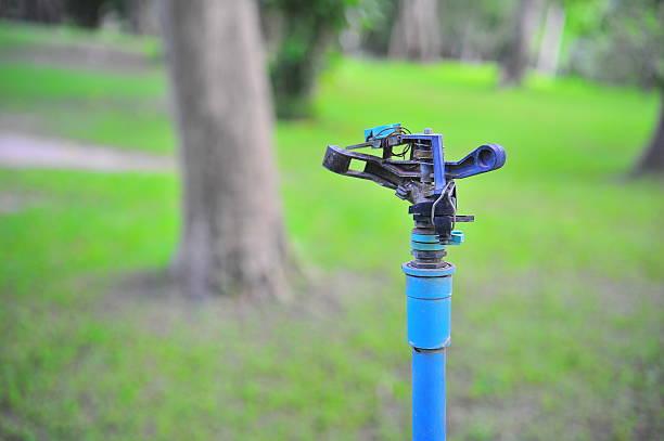 Chuveiro de incêndio (sprinkler) - foto de acervo