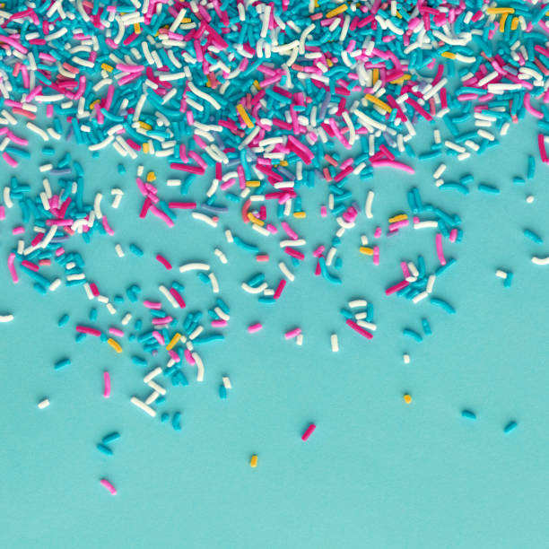 sprinkles - posypka zdjęcia i obrazy z banku zdjęć