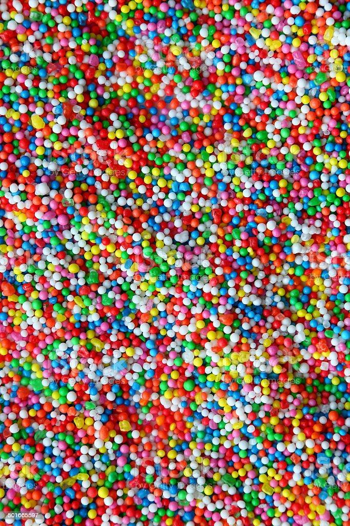 Sprinkles stock photo