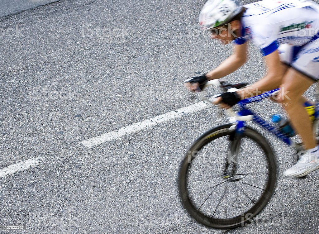 Sprint. Color Image stock photo