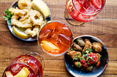 Spritz Italian cocktail
