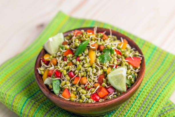 How to Eat Sprouts? - A balanced diet food   Nutrient-Rich Food