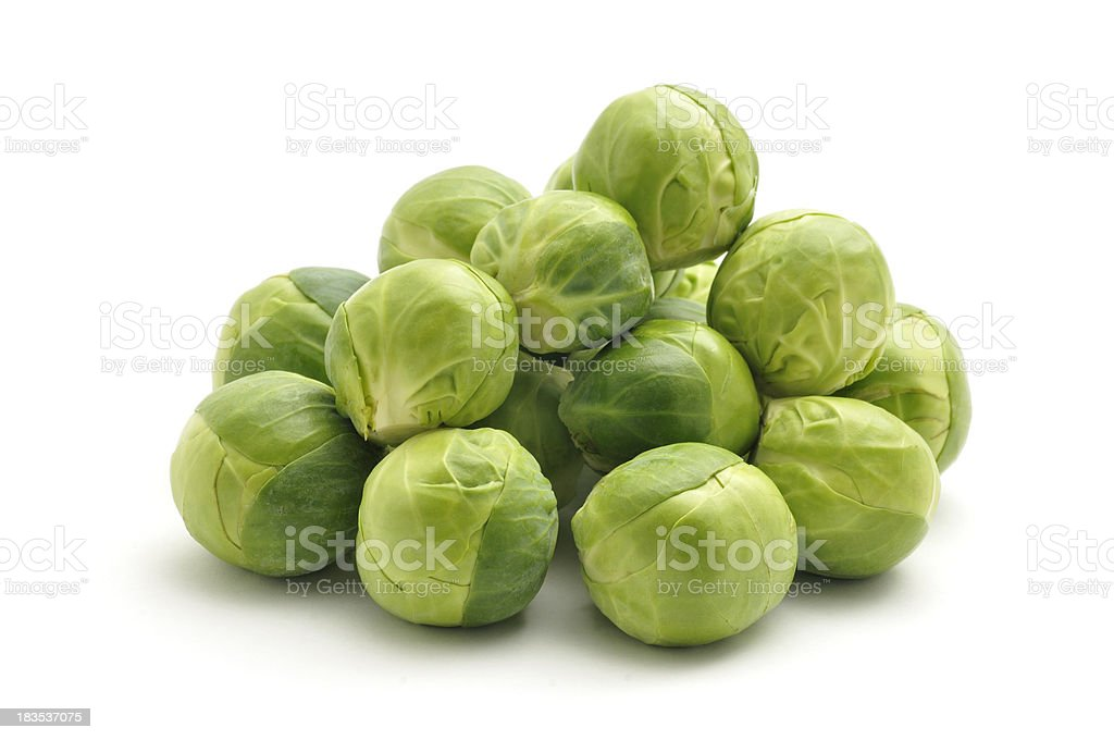 Sprouts stock photo