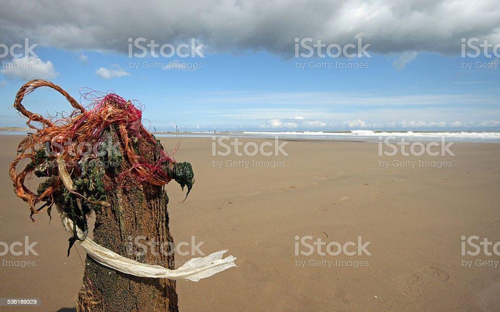 Spurn Point East Yorkshire Coast UK stock photo