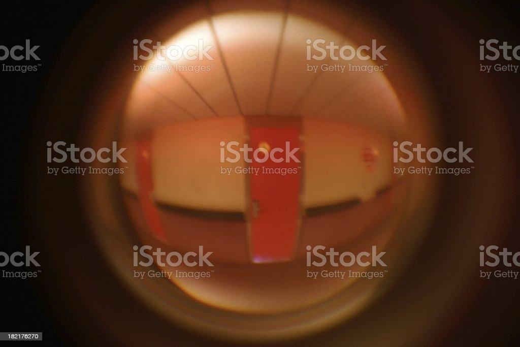 I Spy You stock photo