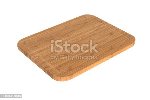 Square cutting board for food