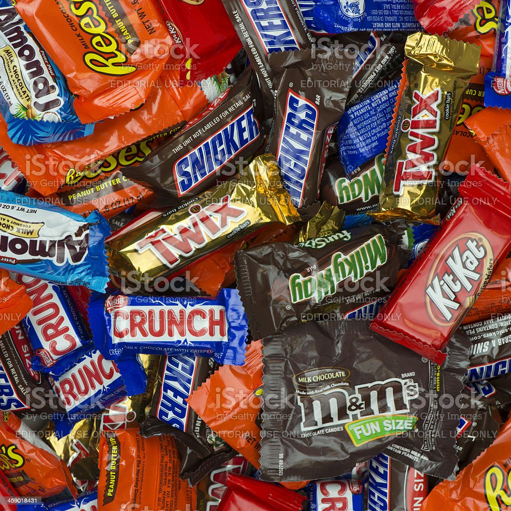 Dollar Tree Halloween Candy
