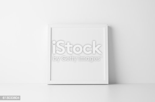 istock Square Frame Mock-Up 613033804