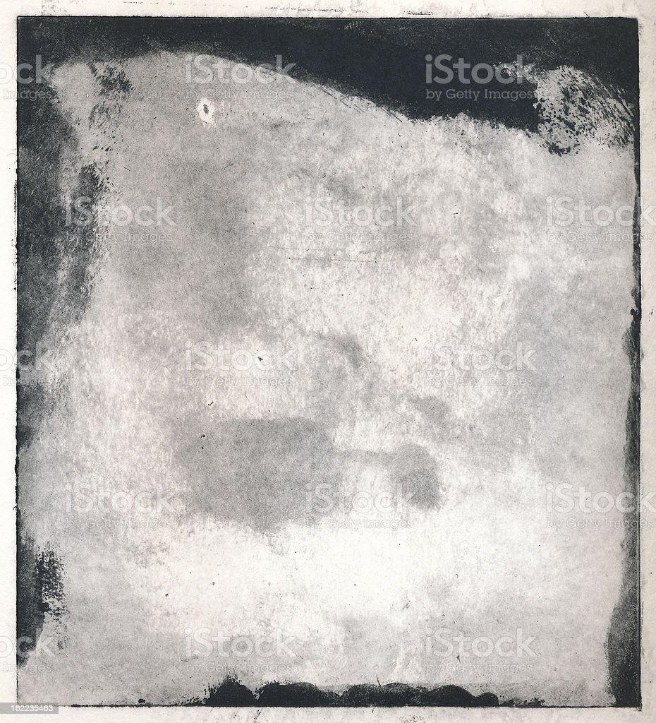 Square grunge background stock photo