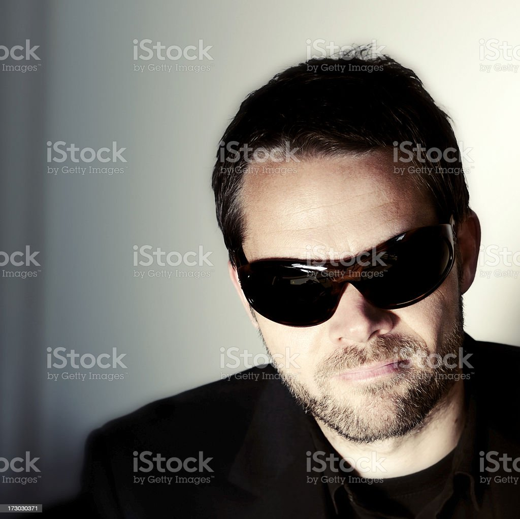 square man royalty-free stock photo