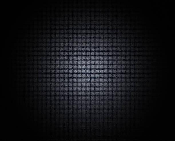 Square pattern dark background. stock photo