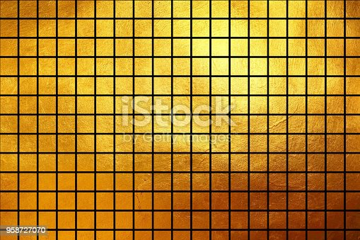871774704istockphoto Square pattern golden texture shiny luxury gradient abstract 958727070