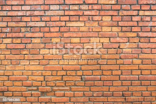 489767858 istock photo square red brick wall background 537984385