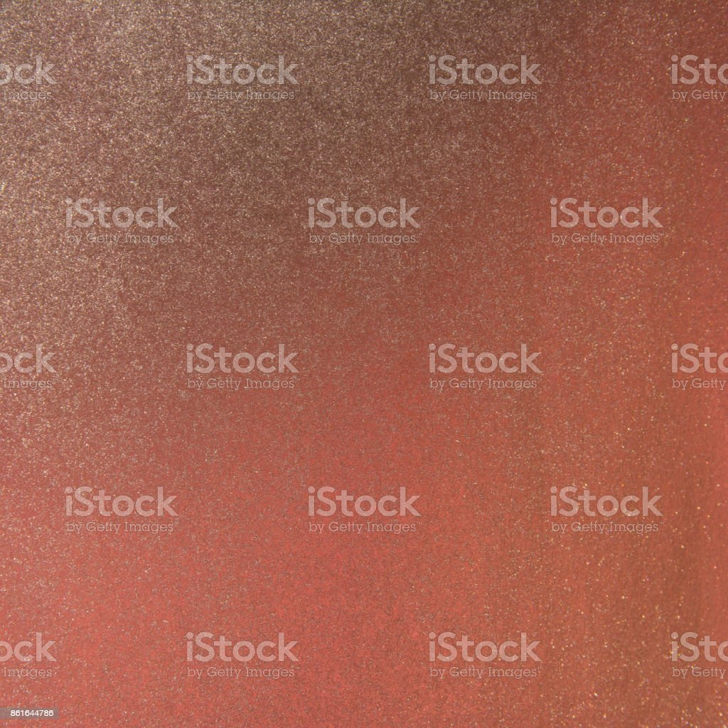 Square red bronze metallic surface background. Square red bronze texture background stock photo