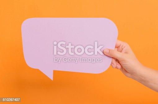 1146949110istockphoto Square Text Bubble 510267407