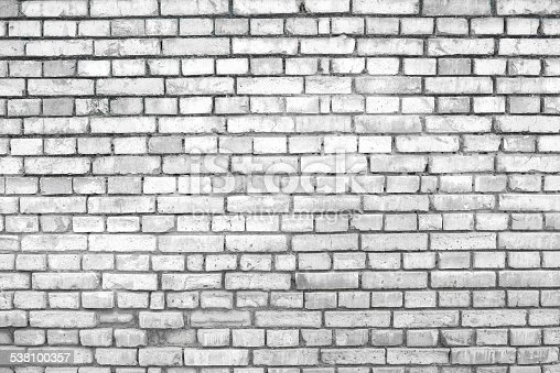 istock square white brick wall background 538100357