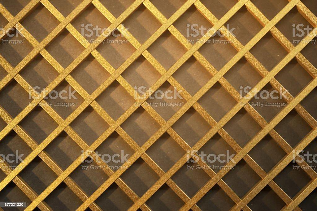 quadratische Muster abstrakt – Foto