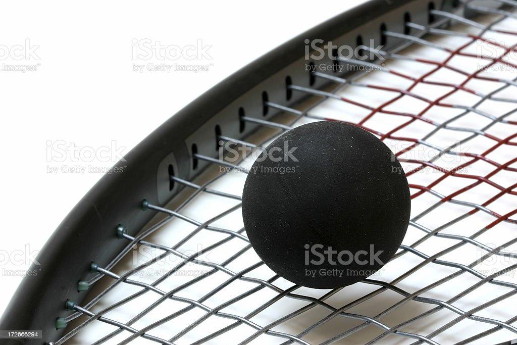 Squash 2 royalty-free stock photo