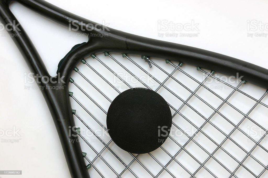 Squash 3 royalty-free stock photo