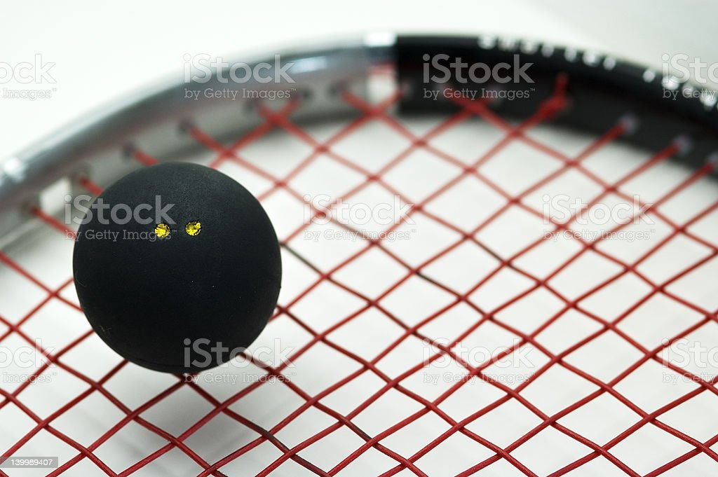 squash sport stock photo