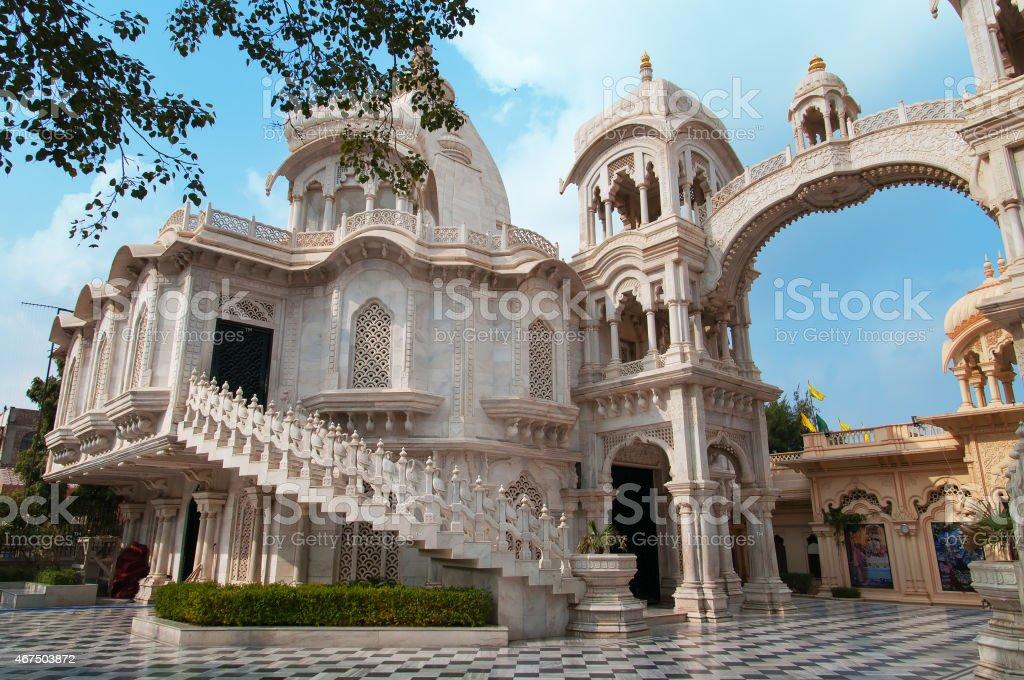 Sri Krishna-Balaram Temple stock photo