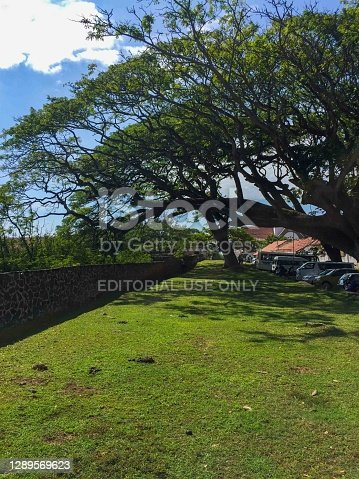 istock Sri Lanka: the Indian Ocean and Galle Fort 1289569623