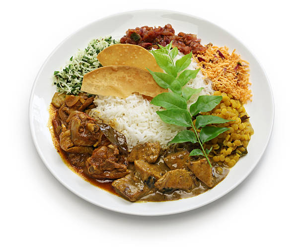 Sri Lanka Curry Stock Photos, Pictures & Royalty-Free