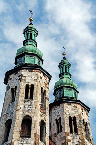 Kerk Van St Andrew Stockfoto en meer beelden van Antiek - Toestand