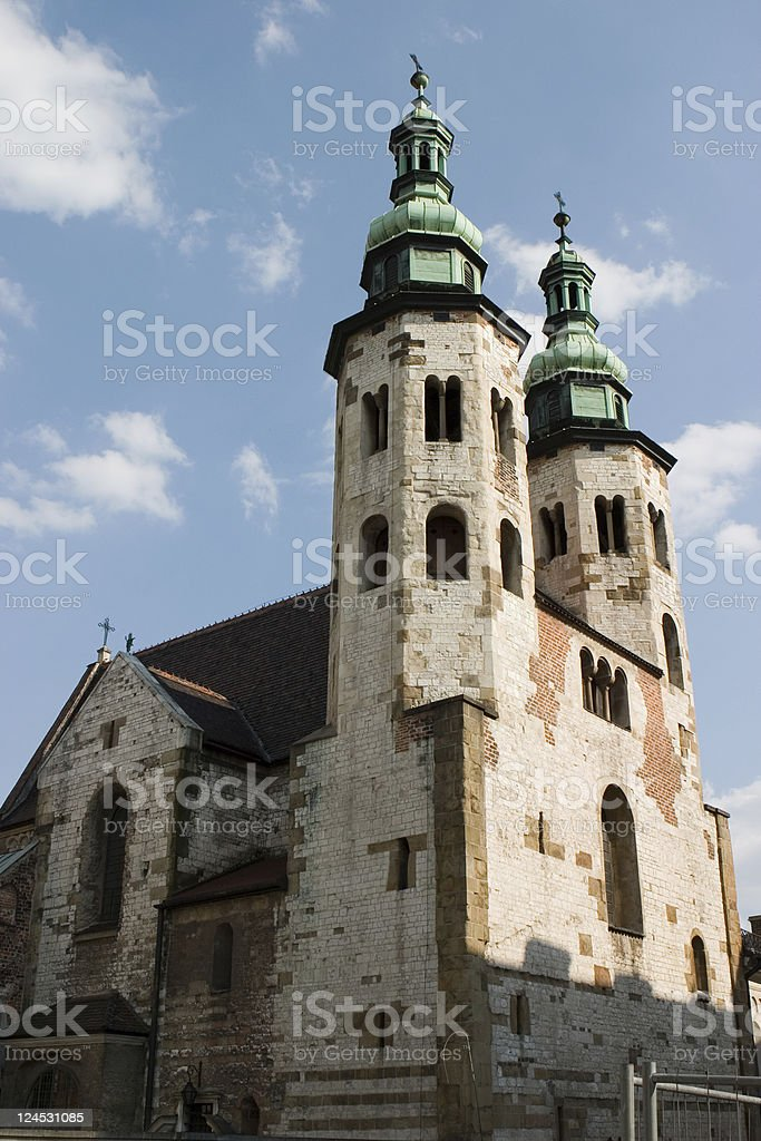 St. Andrew's Church in Krakau – Foto