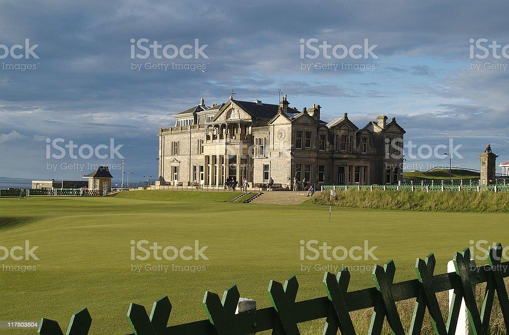 St. Andrews,  Scotland stock photo
