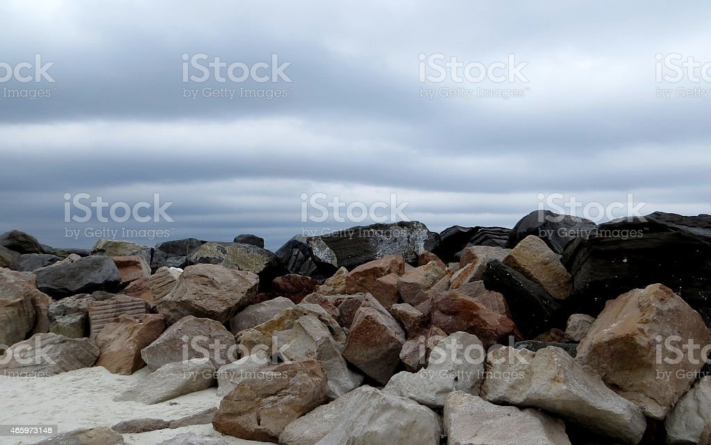 St Andrews State Park 01 Feb 28 2015 stock photo