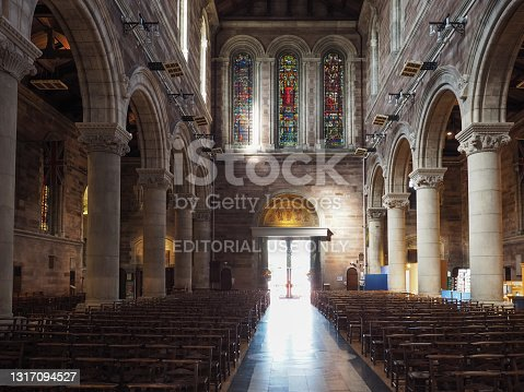istock St Anne Cathedral in Belfast 1317094527