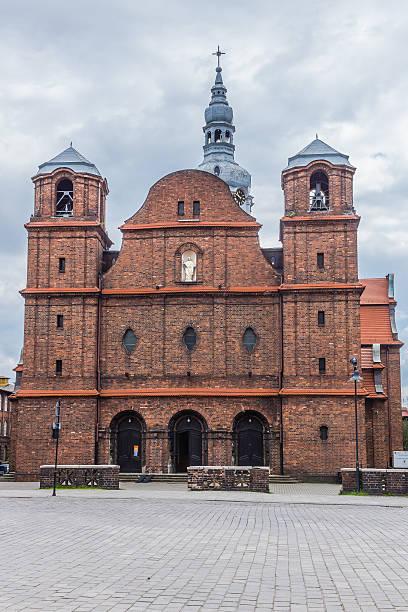 st. anne's parish church - bergmann uhren stock-fotos und bilder