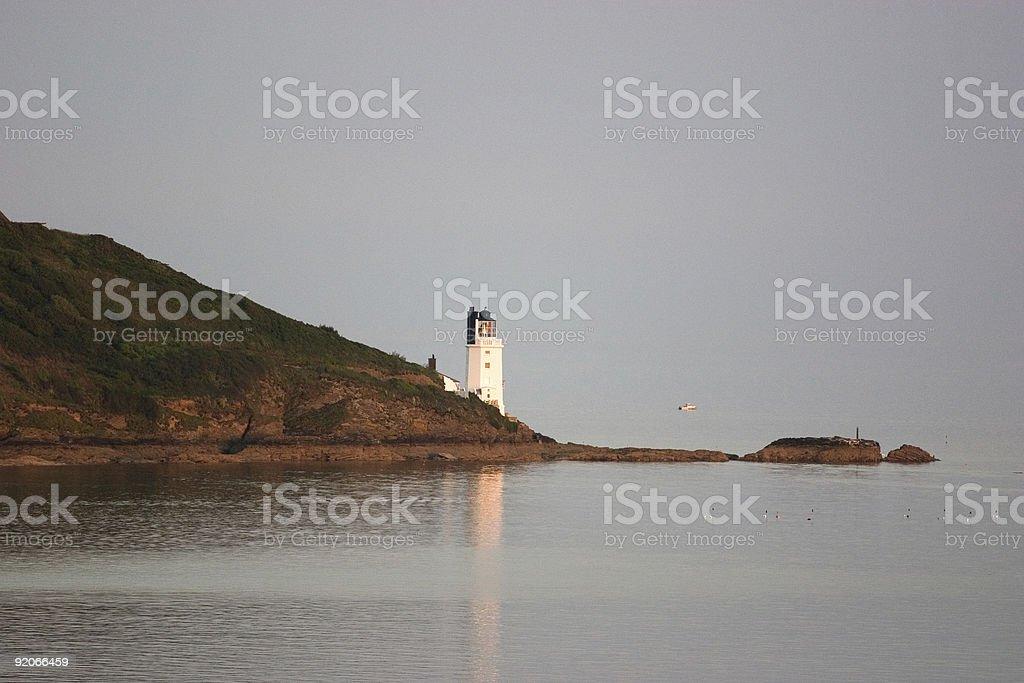 St Anthony Lighthouse stock photo