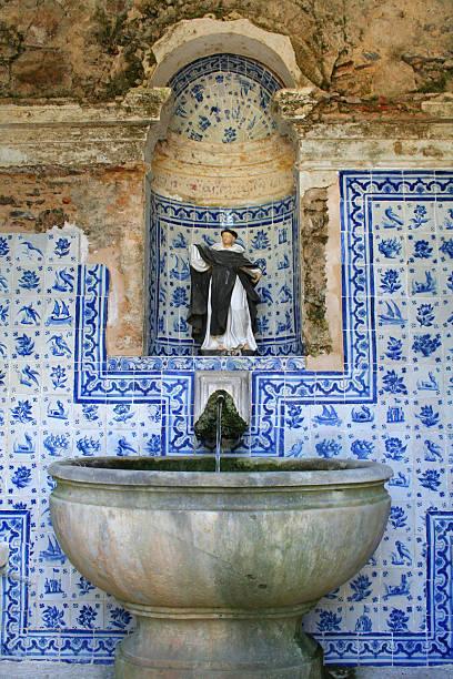 St Antonio of Lisboa. stock photo