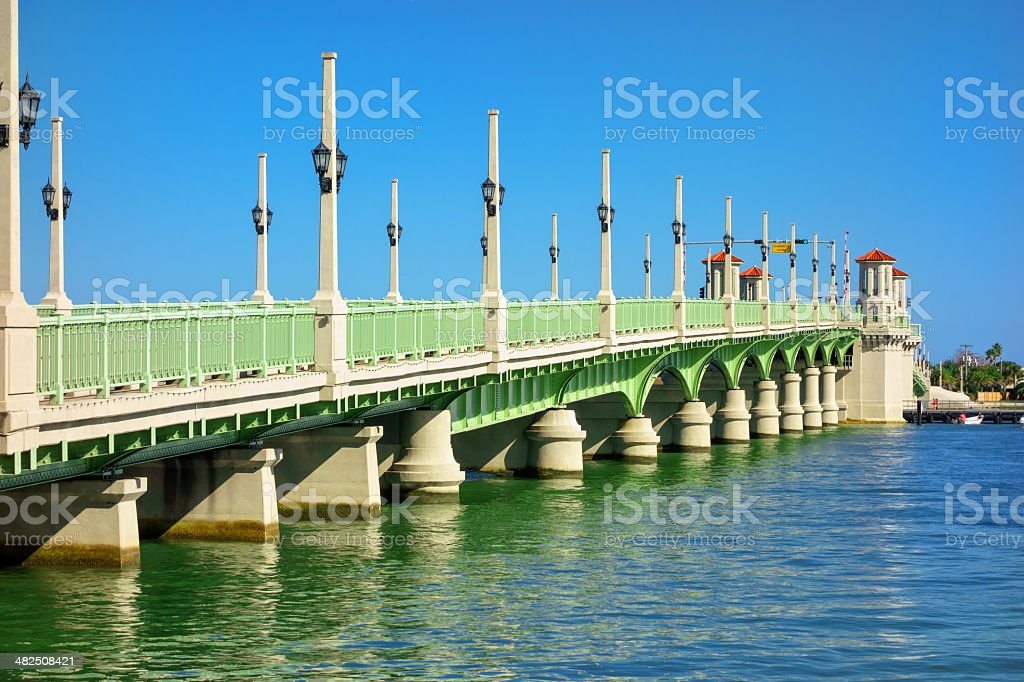 St Augustine, Florida stock photo