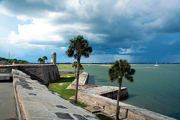 St. Augustine Fort Ramparts - Photo