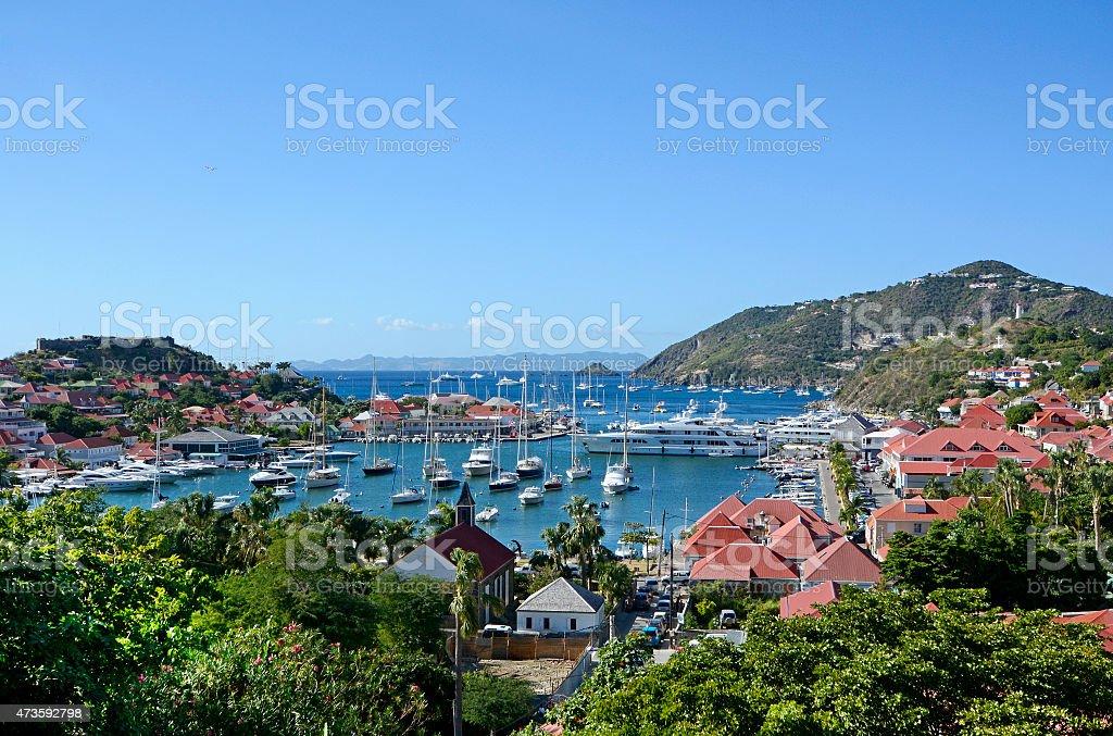 St BARTHS island, – zdjęcie