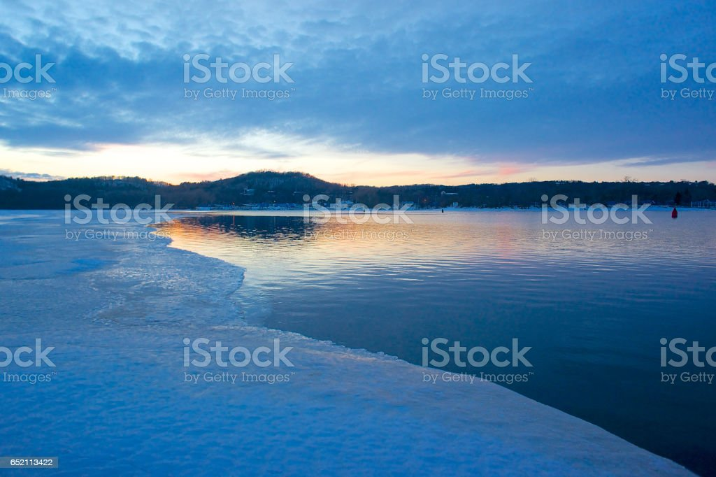 St. Croix, Minnesota stock photo