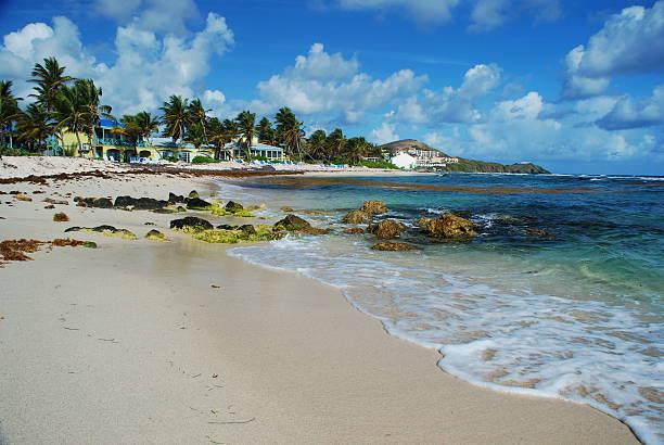 St. Croix Resort Seaside stock photo