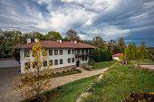 Medieval Klisura Monastery dedicated to Saints Cyril and Methodius, Montana Province, Bulgaria  Klisura Monastery was founded in 1240.
