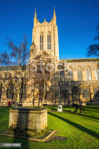 istock St Edmundsbury Cathedral 1203418392