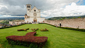 St. Francis basilic in Assisi