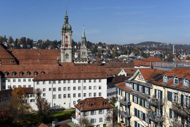 St. Gallen - Panorama – Foto