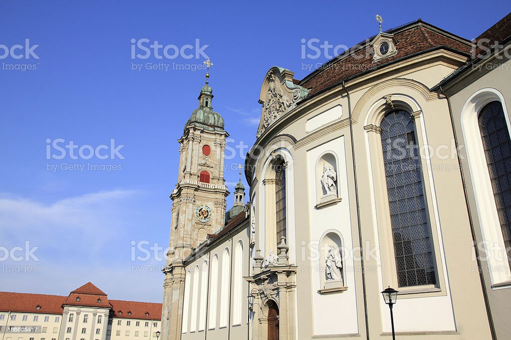 Sankt Gallen royalty-free stock photo