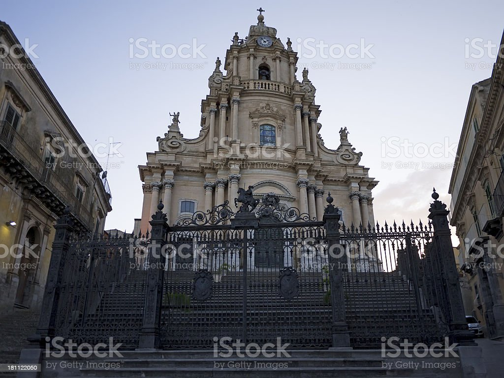 St. George Cathedral royalty-free stock photo